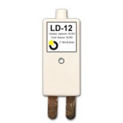 Detectorul de inundaţie cablat, pentru sisteme de alarma, alimentare 12 VDC