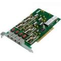 Interfata PSTN,  4 linii telefonice compatibil CID( nu format  puls),  pentru dispeceratul PC-350.